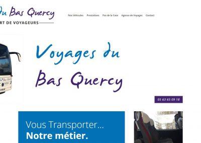 Voyages du bas quercy
