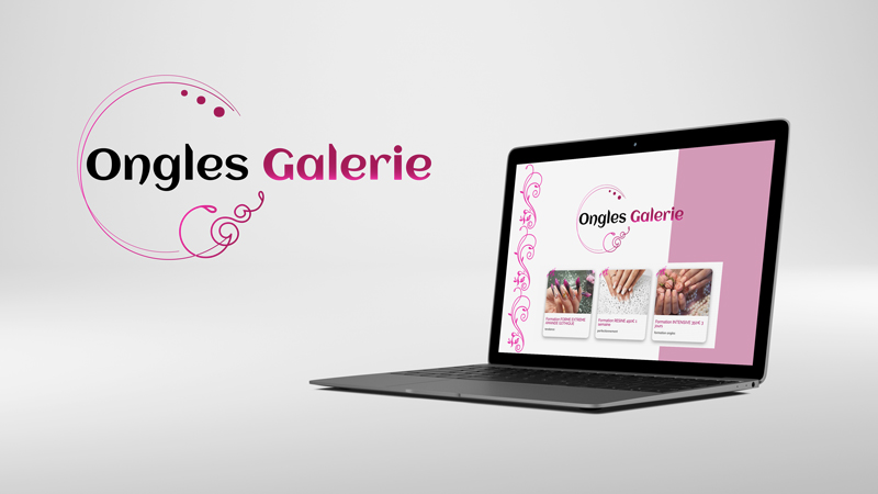 charte graphique d'ongles galerie