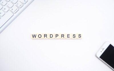 Pourquoi créer mon site internet avec WordPress ?